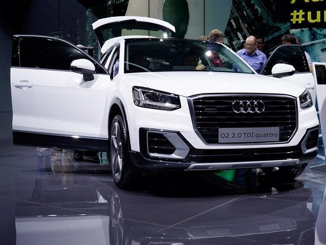 Audi Q2 - Sport - Navi, LED-Scheinwerfer, Klimaautomatik