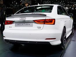 Audi A3 Limousine, Das Bild ist ein beliebiges Beispiel der frei konfigurierbaren Modellreihe