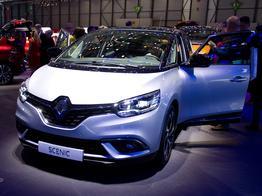 Renault Scénic      BLUE dCi 120 EDC Bose Edition