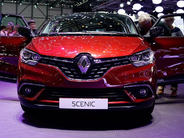 Renault Scenic      TCe 115 GPF Zen
