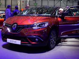 Renault Scenic, Das Bild ist ein beliebiges Beispiel der frei konfigurierbaren Modellreihe