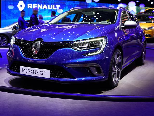 Renault Mégane Grandtour - Life