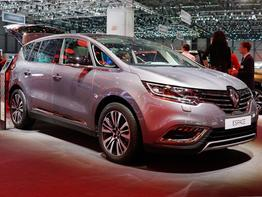 Renault Espace      TCe 225 EDC GPF Limited