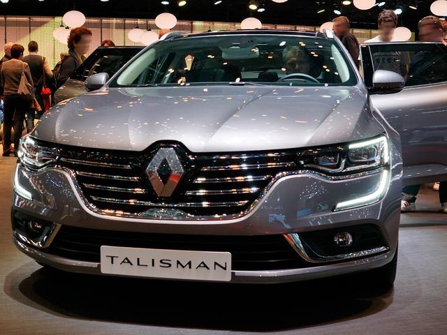 Renault Talisman Grandtour - BLUE dCi 150 Limited