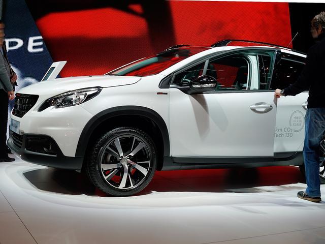 Peugeot 2008 - PureTech 100 Allure