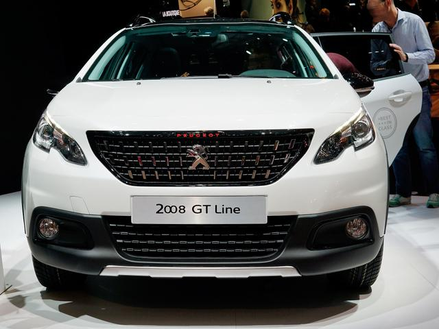 Peugeot 2008 - Active PureTech 110 EAT6