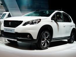 Peugeot 2008, Das Bild ist ein beliebiges Beispiel der frei konfigurierbaren Modellreihe