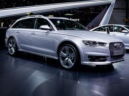 Audi A4 allroad quattro, Das Bild ist ein beliebiges Beispiel der frei konfigurierbaren Modellreihe