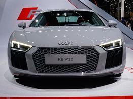 Audi R8, Das Bild ist ein beliebiges Beispiel der frei konfigurierbaren Modellreihe