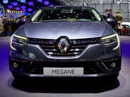 Renault Megane 5-Türer, Das Bild ist ein beliebiges Beispiel der frei konfigurierbaren Modellreihe
