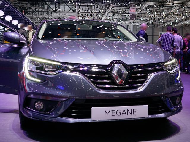 Renault Mégane 5-Türer - TCe 115 GPF Life