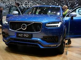 Volvo XC90, Beispielbilder, ggf. teilweise mit Sonderausstattung