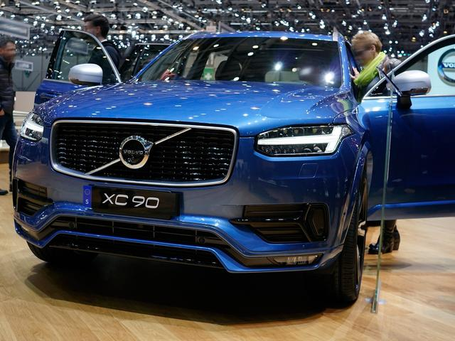 Volvo XC90 - T8 Twin Engine Geartronic R-Design