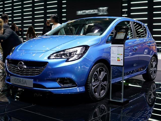 Opel Corsa - 1.2 55kW