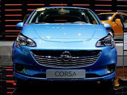Opel Corsa, Das Bild ist ein beliebiges Beispiel der frei konfigurierbaren Modellreihe