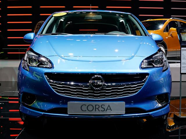 Opel Corsa - Online Edition