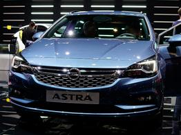 Opel Astra Sports Tourer, Das Bild ist ein beliebiges Beispiel der frei konfigurierbaren Modellreihe