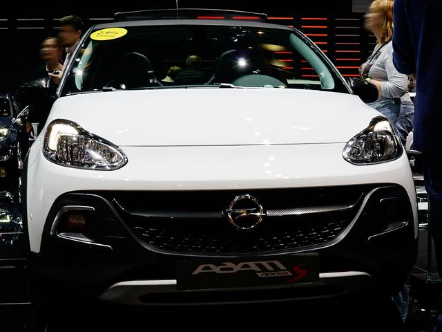Opel Adam - Rocks S -2019-