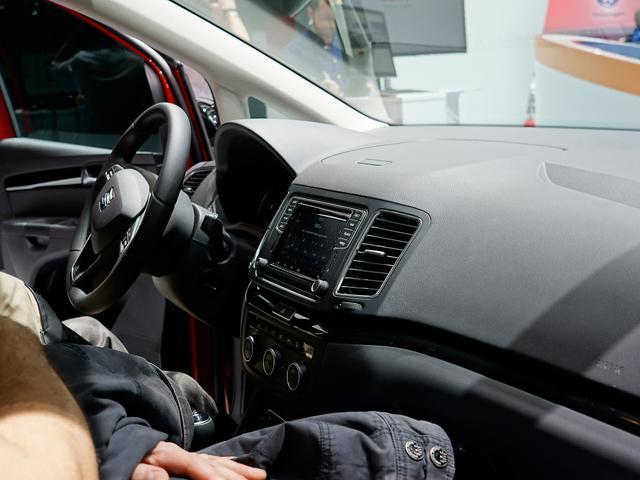 Bestellfahrzeug, konfigurierbar SEAT Alhambra - 1.4 TSI Start&Stop Style