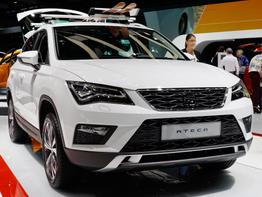 SEAT Ateca - Reference PLUS 1.0TSI