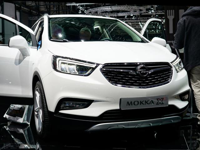 Bestellfahrzeug, konfigurierbar Opel Mokka X - 1.4 ECOTEC Turbo Selection Start/Stop