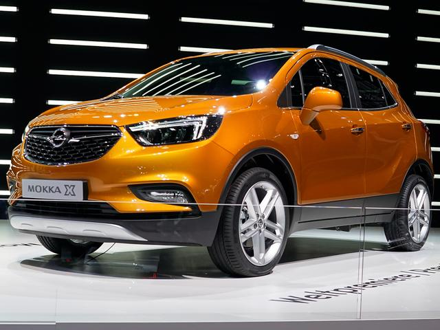 Bestellfahrzeug, konfigurierbar Opel Mokka X - 1.4 ECOTEC Turbo INNOVATION Start/Stop
