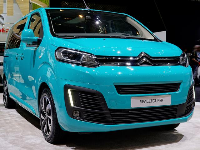 Citroën SpaceTourer 75 kWh L3 Feel Auto
