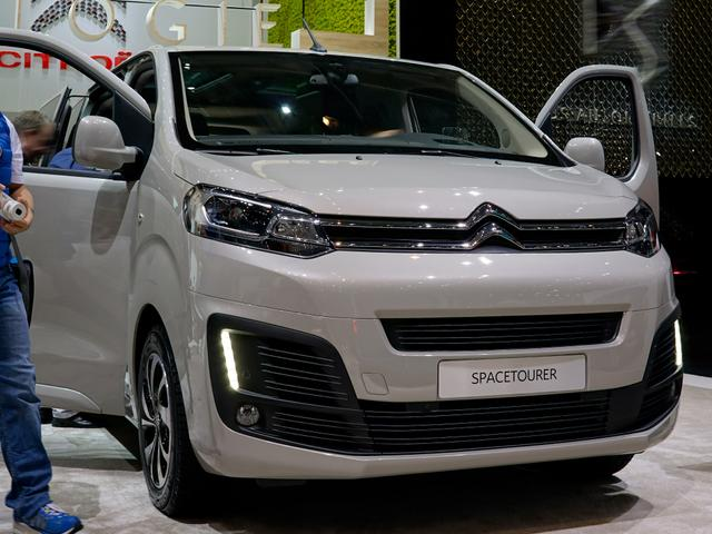 Citroën SpaceTourer 50 kWh L3 Shine Auto