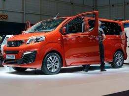 Peugeot Traveller, Das Bild ist ein beliebiges Beispiel der frei konfigurierbaren Modellreihe