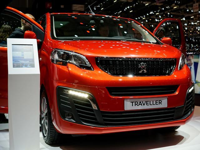 Peugeot Traveller      BlueHDi 180 S&S EAT8 Allure L3