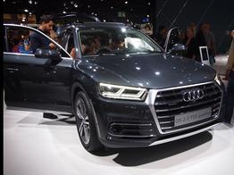 Audi Q5      50 TFSI e S tronic quattro line