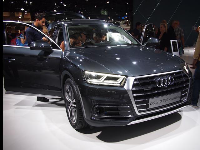 Audi Q5 - 35 TDI S tronic line