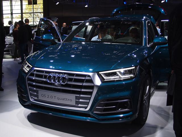 Audi Q5 - 35 TDI S tronic