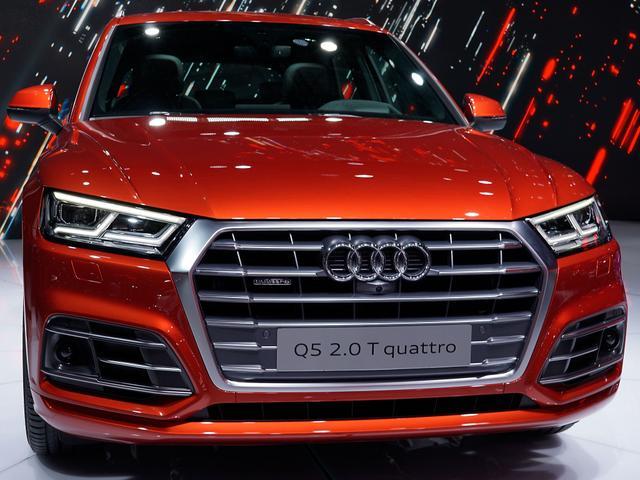 Audi Q5 - 40 TDI S tronic quattro design