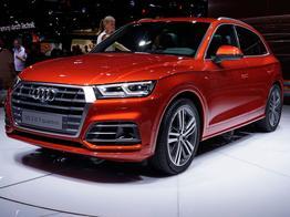 Audi Q5, Das Bild ist ein beliebiges Beispiel der frei konfigurierbaren Modellreihe