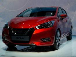 Nissan Micra, Das Bild ist ein beliebiges Beispiel der frei konfigurierbaren Modellreihe
