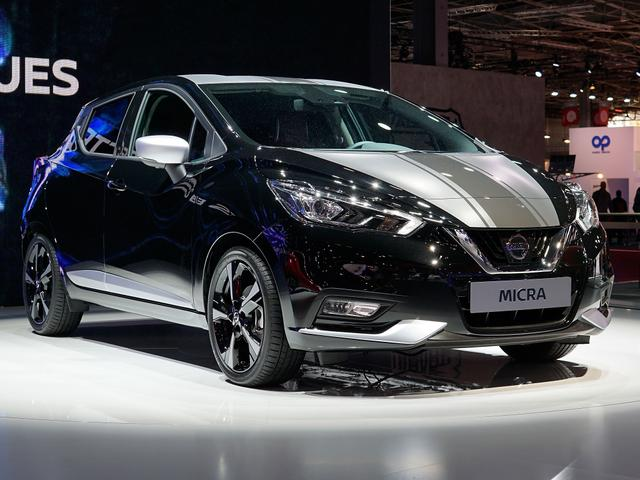 Nissan Micra      1.0 IG-T 100 N-CONNECTA Xtronic Auto