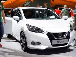 Nissan Micra      1.0 IG-T Tekna