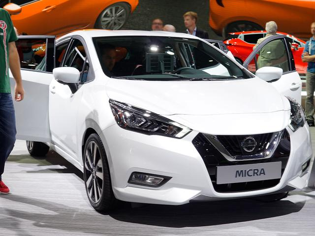 Bestellfahrzeug, konfigurierbar Nissan Micra - 1.0 IG-T 100 Tekna