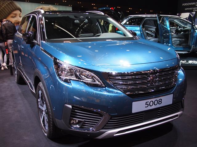 Peugeot 5008 - PureTech 130 EAT8 Active