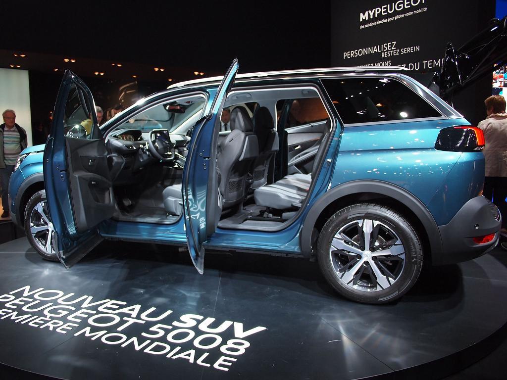 peugeot 5008 bluehdi 130 active diesel | eu-neuwagen, reimport bis