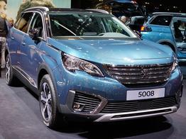 Peugeot 5008, Das Bild ist ein beliebiges Beispiel der frei konfigurierbaren Modellreihe