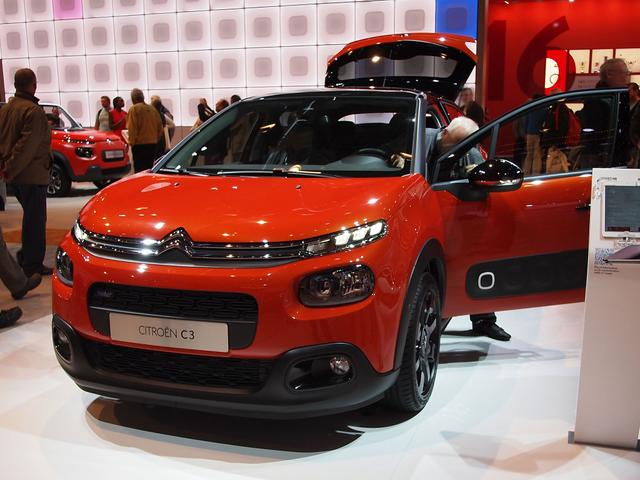 Citroën C3 - PureTech 110 Stop&Start SHINE
