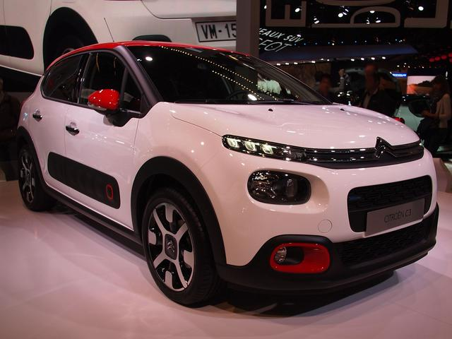Citroën C3 - FEEL 110 PS Automatik