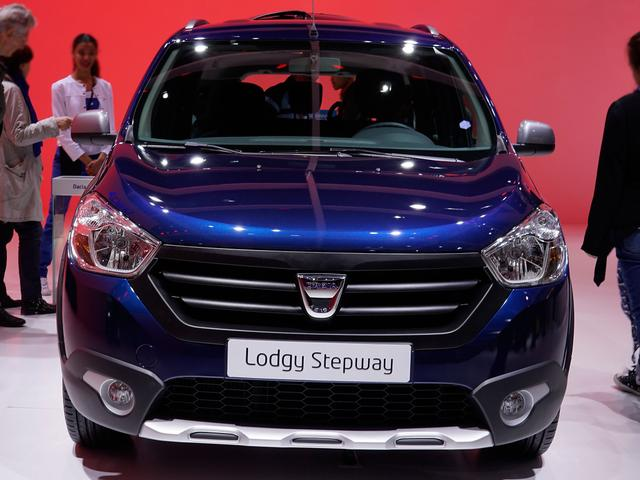 Dacia Lodgy - Base