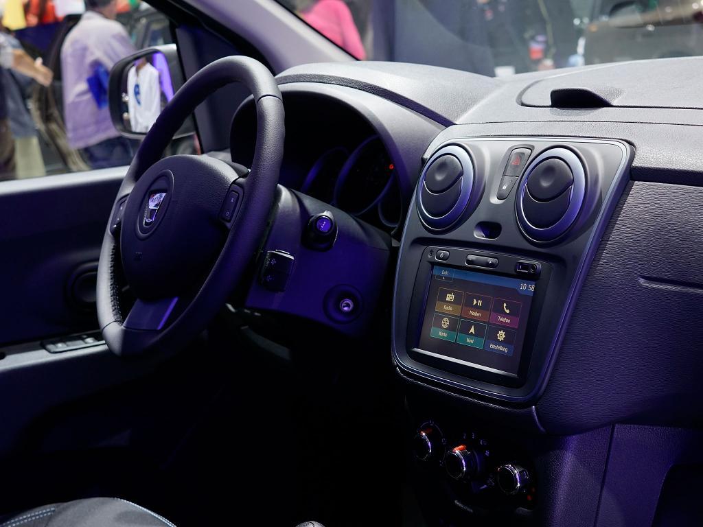 Dacia Lodgy 7-Sitzer Stepway SCe 100 EU-Neuwagen ...
