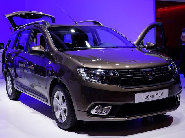 Dacia Logan MCV - Access