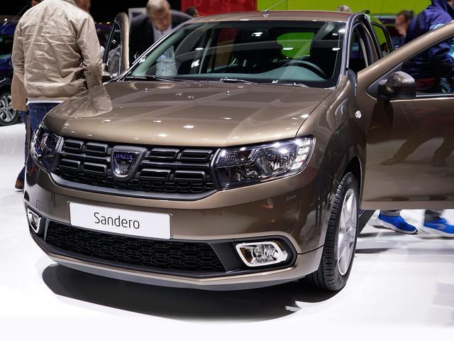 Dacia Logan MCV -