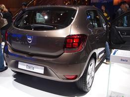 Dacia Sandero - Essential 0.9 TCe 90PS/66kW 5G 2019