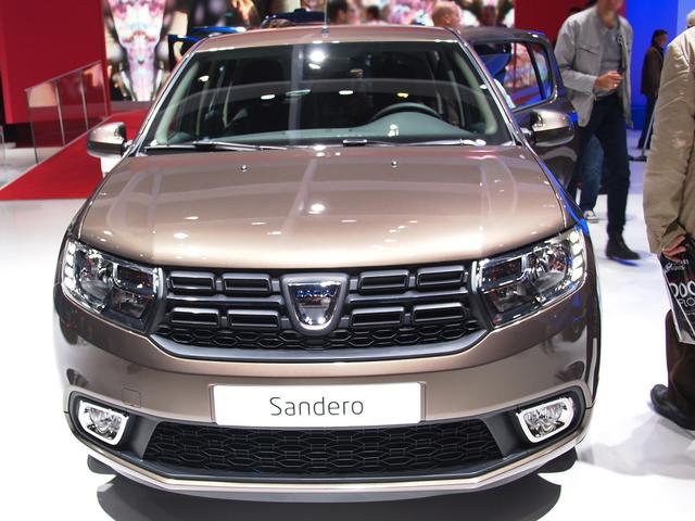 Dacia Sandero - Essential 0.9 TCe 90PS 5G 2019
